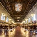 ニューヨーク公共図書館 世界一有名な観光名所の図書館