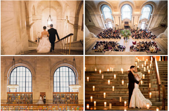 NYPL結婚式