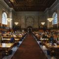 ニューヨーク公共図書館 映画に愛されるマンハッタンの観光名所