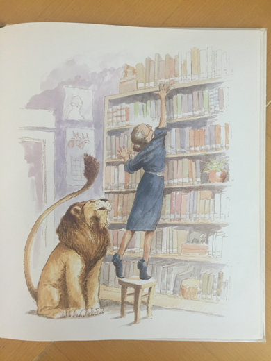 librarylion2