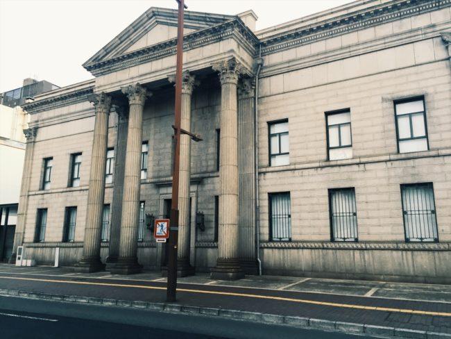 旧日本銀行岡山支店 ルネスホール
